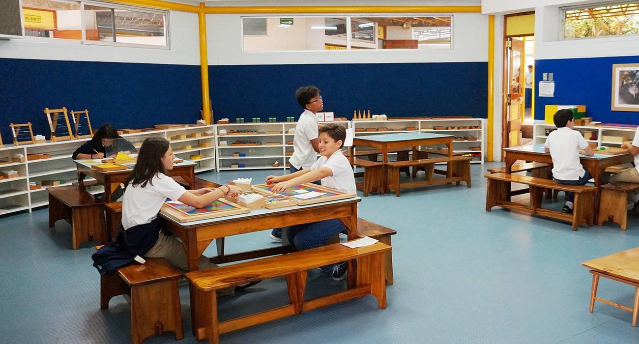 Salones Montessori