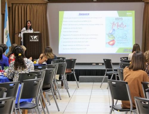 CELEBRACIÓN DEL DÍA DE LA MADRE Y SEGUNDO CAFÉ INFORMATIVO AMPM